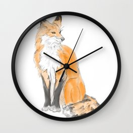 I Don't Have Anything to Say Wall Clock