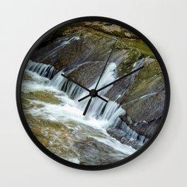 Soft water Wall Clock