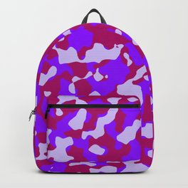 Flirty Camouflage Backpack