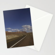 Long Road Ahead Stationery Cards