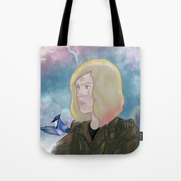 This Way to Eden Tote Bag