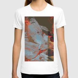 Meteorite_volcano T-shirt