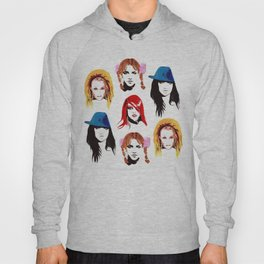 Britney Spears Look Book Hoody