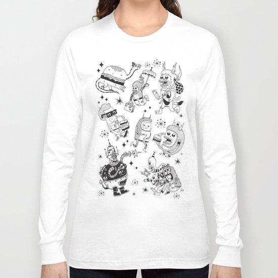 Frenemies Long Sleeve T-shirt