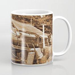 Sepia Stea engine 73129 Coffee Mug