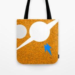 Fast Star Tote Bag