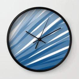 Something Blue - 2 Wall Clock