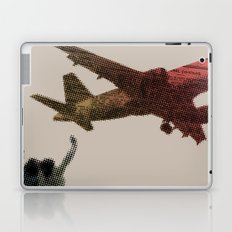 Dad's on that paper flight again Laptop & iPad Skin