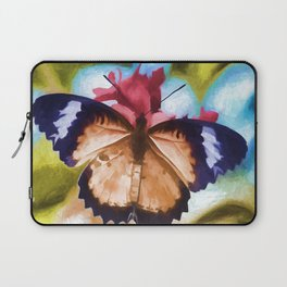 Beautiful Monarch Butterfly Laptop Sleeve