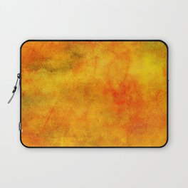 orange madness /Agat/ Laptop Sleeve
