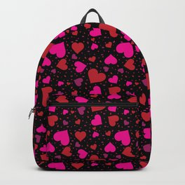 Heart Confetti Backpack