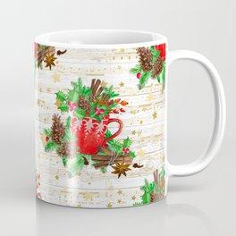 Christmas pine cones #2 Coffee Mug