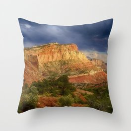Capitol Reef National Park - Utah Throw Pillow