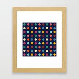 Teithi Framed Art Print