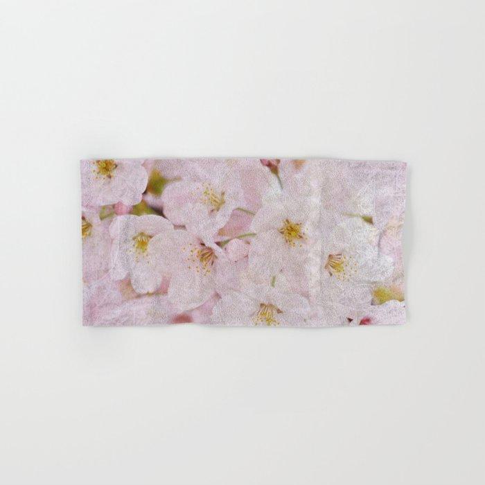 Cherry Blossom #9 Hand & Bath Towel