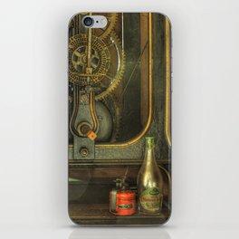 Tik, tak, tik, tak... iPhone Skin