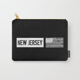 U.S. Flag: New Jersey Carry-All Pouch