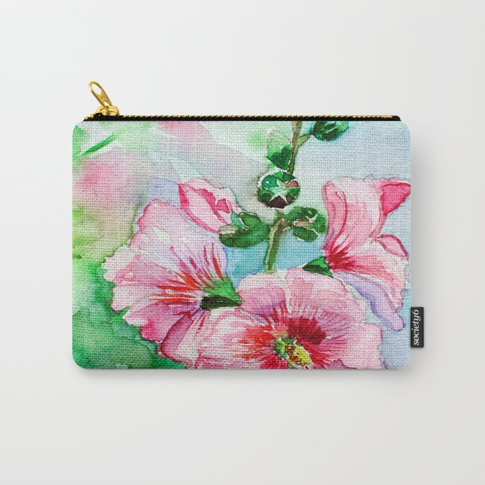 Mallows Carry-All Pouch