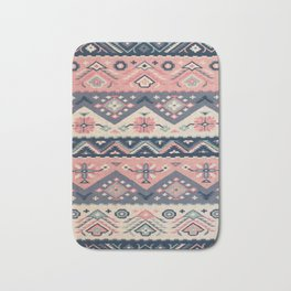 -A23- Epic Anthropologie Traditional Moroccan Artwork. Bath Mat