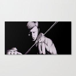 The Music Maker Canvas Print
