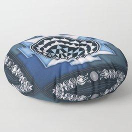 Sri Yantra II.I Floor Pillow