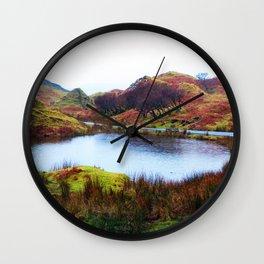 Fairy Glen, Isle of Skye Wall Clock