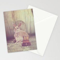 Fairy tale : rabbit Stationery Cards