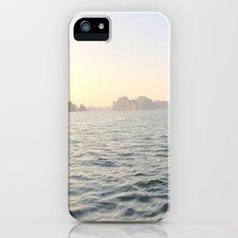 halong bay iPhone Case