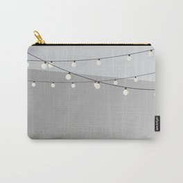 Ceiling With Lights Carry-All Pouch