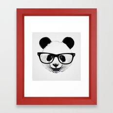 Mr. Panda Framed Art Print