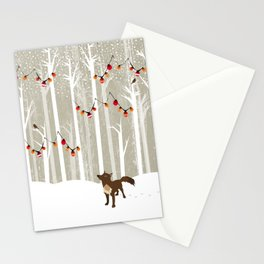 December Stationery Cards