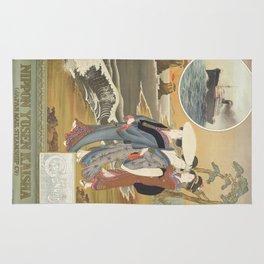 Vintage poster - Nippon Rug