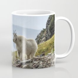 The Ups and Downs of Being A Mountain Goat No. 2a Coffee Mug