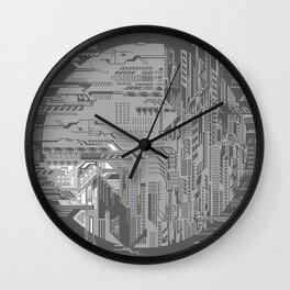 systems Wall Clock