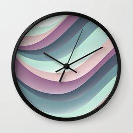 Pattern 39 Wall Clock