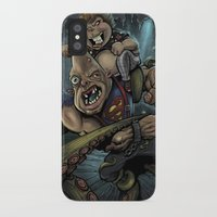 goonies iPhone & iPod Cases featuring The Goonies by flylanddesigns