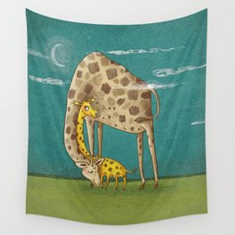 sleep well Wall Tapestry