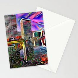 Lake Merritt: Reflecting on the Environment Stationery Cards