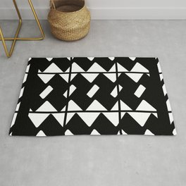 Caged Rug