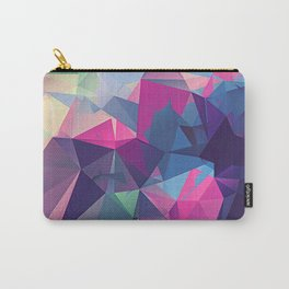 Polygonal Art with Triangles Vol 2 Carry-All Pouch