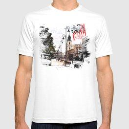 Poland - Krawkowskie Przedmiescie, Warsaw T-shirt