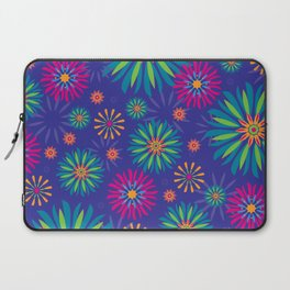 Psychoflower Violet Laptop Sleeve