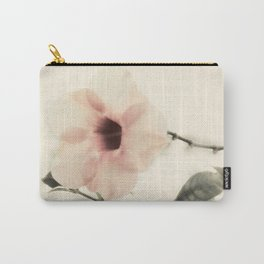 Indian Flower Carry-All Pouch