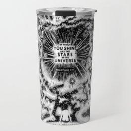In Which You Shine Travel Mug