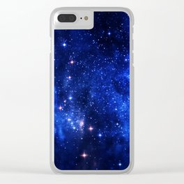 The Sky Full of Stars Clear iPhone Case