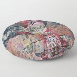 Airando Geisha (Island Woman) Floor Pillow