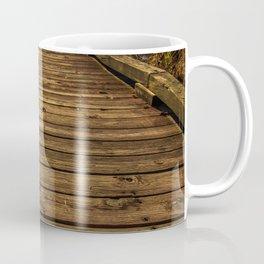 Boardwalk in Nature Coffee Mug