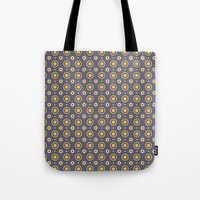 celestial Tote Bags featuring Celestial by LibbyUnwin