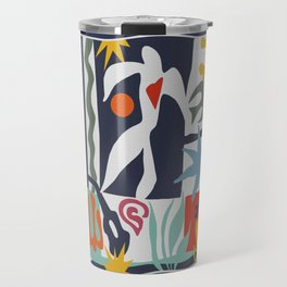 inspired to Matiss T-shirt (All design) Travel Mug