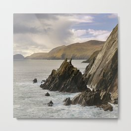 Slea Head Metal Print